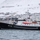 Polarstjørnan landar í Klaksvík