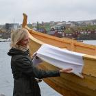 Nýtt 5-mannafar til stjóran á Norðuratlantsbryggjuni