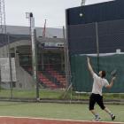 Pætur Marjunarson Dahl (Mynd: Havnar Tennisfelag)