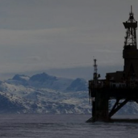 Grønland gevst við oljuleiting
