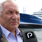 Video: Spennandi at fara í gongd við nýtt skip