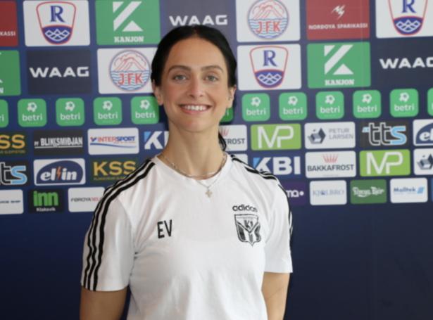Elisabeth Vang (Mynd: KÍ)