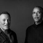 Obama og Springsteen geva bók út