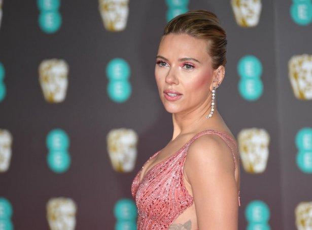 Scarlett Johansson spælir Natasha Romanoff/Black Widow í Marvel-superhetjufilmunum hjá Disney (Mynd: EPA)