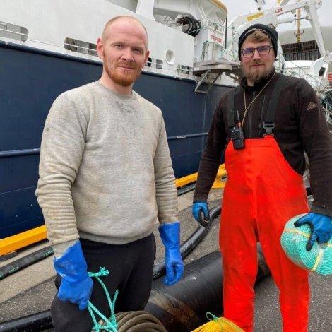 Brúkiligur makrelfiskiskapur