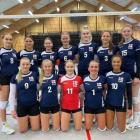 Hópurin hjá U19-kvinnum (Mynd: FBF)