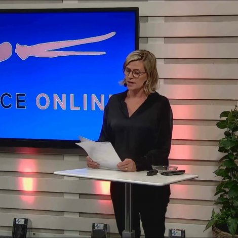 Stór altjóða ráðstevna: 800 luttakarar á 24 fermetrum