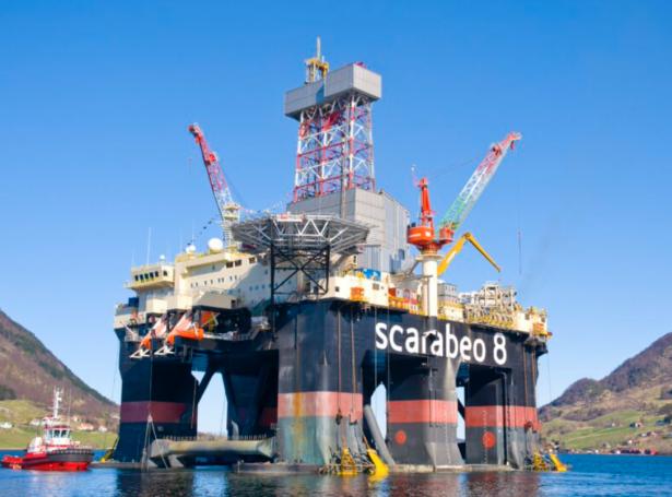 Fyrrverandi Faroe Petroleum fólk royna nú eydnuna í Barentshavinum við risa boripalli