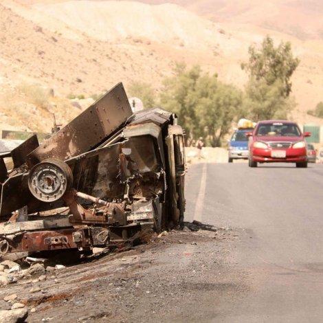 Bumbuálop í Afghanistan: Í minsta lagi tvey fólk deyð