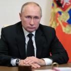 Flokkur Putins fekk knapt helmingin