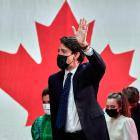 Trudeau vann valið, men ikki meirilutan