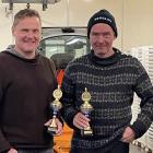 Eydnufarið vann fiskakappingina hjá Draganum