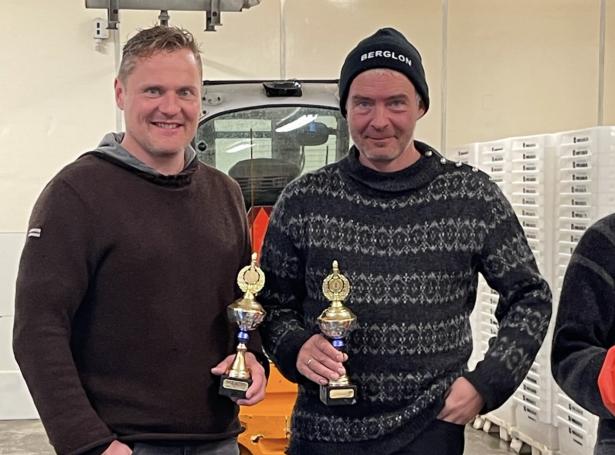 Jakup Eydnugarð og Mikkjal Pauli Lamhauge