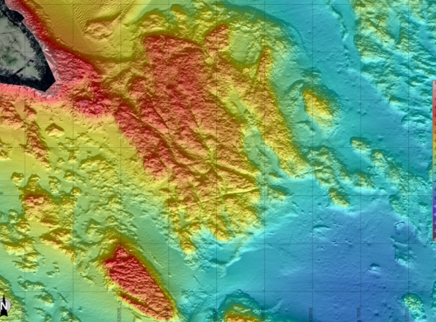 Botnurin við Mjóvanes (Mynd: Vikmar)