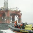 Greenpeace fær ikki viðhald at steðga oljuframleiðslu