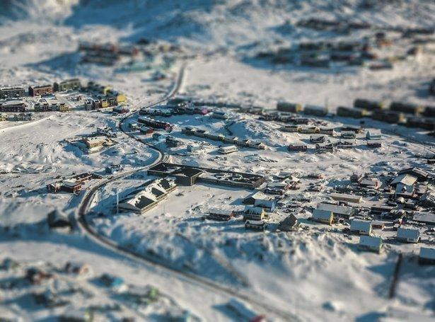 Ilulissat (Mynd: Visualhunt)