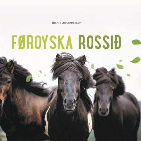 Bókaframløga um føroyska rossið í Norðurlandahúsinum sunnudagin